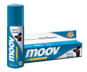 Moov Neck and Shoulder Spray