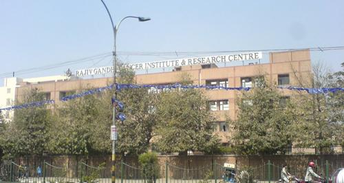 Rajiv Gandhi Cancer Institute and Research Center, Delhi