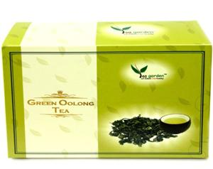Tea Garden Green Oolong Tea