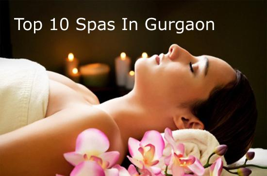 Top 10 Best Spas in Gurgaon