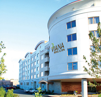 Viana Spa and hotel chennai