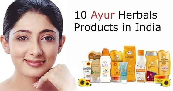 Top 10 Best Ayur Herbals Products in India
