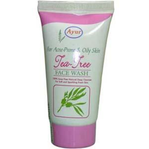 Ayur Tea Tree Face Wash