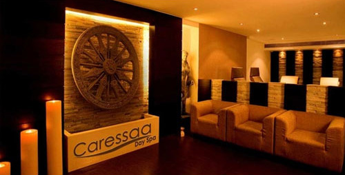 Beautiful Caressaa Day Spa Mumbai