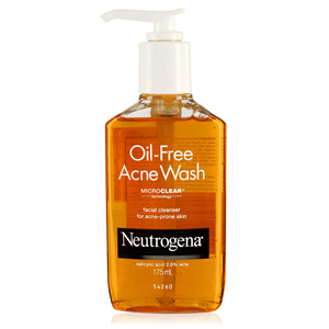 Neutrogena Oil Free Acne Face Wash