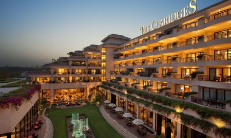 The Claridges Spa delhi