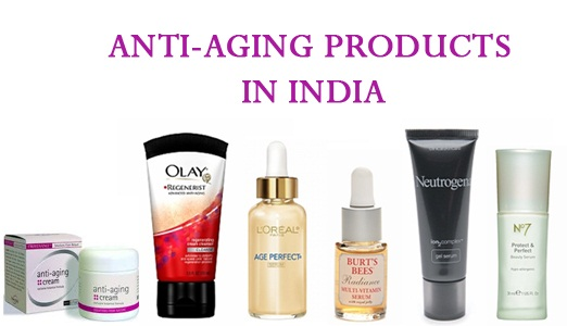 Top 10 Anti-Aging Products Available In India