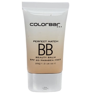 Colorbar BB Cream in Honey Glaze