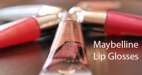 Top 10 Best Maybelline Lip Glosses Available in India