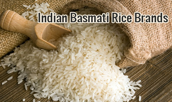 Best Brands of Basmati Rice in India