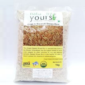 Naturally Yours Basmati Brown Rice