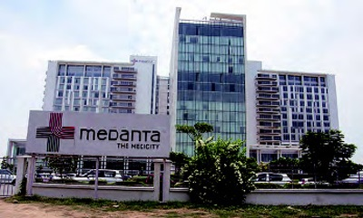 Medanta, The Medicity