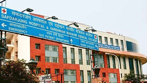 Safdarjung Hospital Delhi