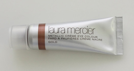 Laura Mercier Metallic Creme Eye Color Pink Gold Review