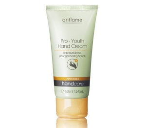 Oriflame Pro-Youth Hand Cream