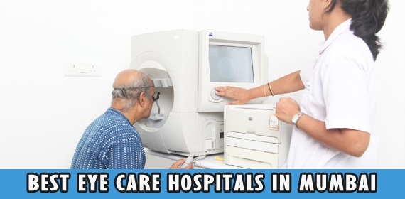 10 Best Eye Hospitals in Mumbai