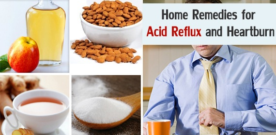 Top 10 Easy Home Remedies for Acid Reflux and Heartburn